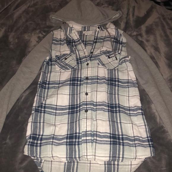 Full Tilt Jackets & Blazers - Tilly's Full Tilt Flannel jacket